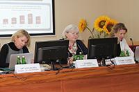 Современные методики лечения рака молочной железы обсудили на краевой научно-практической конференции в ГБУЗ КОД №1