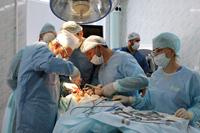 Президент Всемирной федерации хирургов-онкологов провел уникальный мастер-класс совместно с кубанскими врачами-онкологами